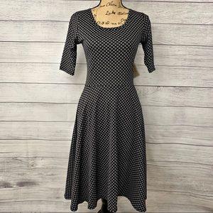 LuLaRoe | Women's Amelia Dress NWOT Size S